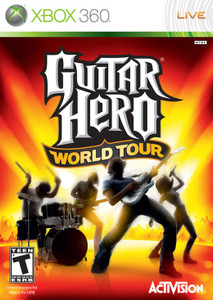 Guitar Hero World Tour II - Xbox 360 Game