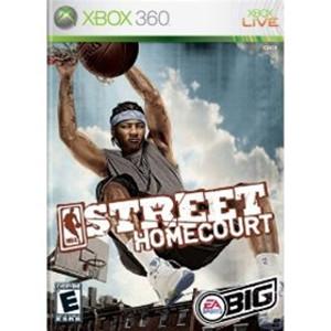 NBA Street Homecourt - Xbox 360 Game