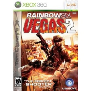 Rainbow Six Vegas 2 - Xbox 360 Game