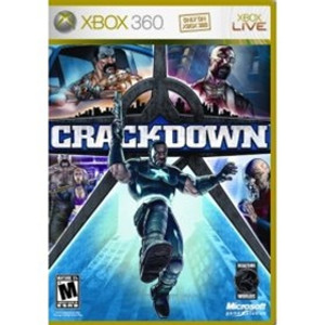 Crackdown - Xbox 360 Game