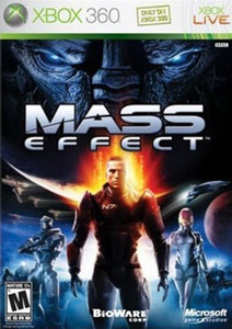 Mass Effect - Xbox 360 Game