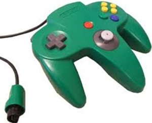 Original Controller Green - Nintendo 64 (N64)