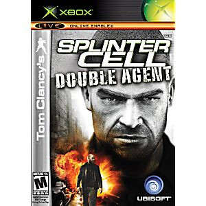 Splinter Cell Double Agent - Xbox Game