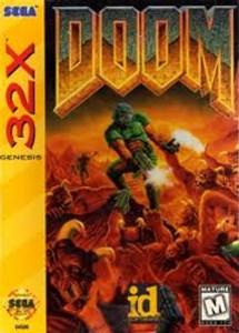 DOOM - Genesis 32X Game