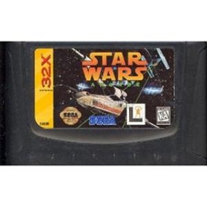 Star Wars Arcade - Genesis 32X Game
