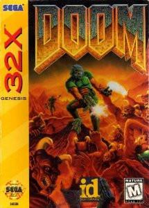 Complete Doom - Genesis 32X Game