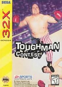 Toughman Contest - Genesis 32X Game