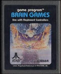 Brain Games - Atari 2600 Game