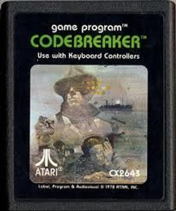Codebreaker - Atari 2600 Game