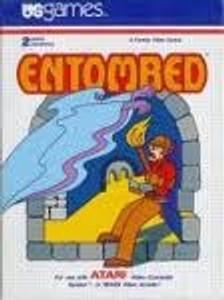 Entombed - Atari 2600 Game