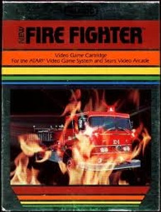 Fire Fighter - Atari 2600 Game