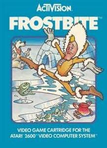 Frostbite - Atari 2600 Game