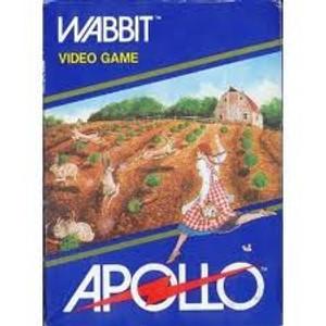 Wabbit - Atari 2600 Game