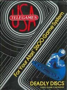 Tron Deadly Discs - Atari 2600 Game