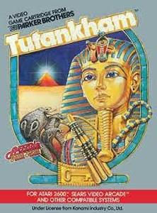 Tutankham - Atari 2600  Game