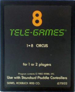 Circus - Atari 2600 Game