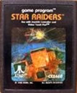 Star Raiders - Atari 2600 Game