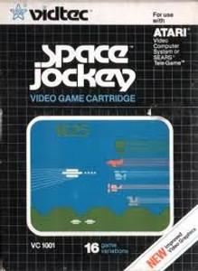 SPACE JOCKEY - Atari 2600 Game