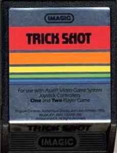 TRICK SHOT - Atari 2600 Game