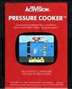 PRESSURE COOKER - Atari 2600 Game