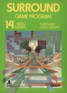 Surround - Atari 2600 Game