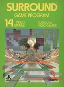 Surround - Atari 2600 Game