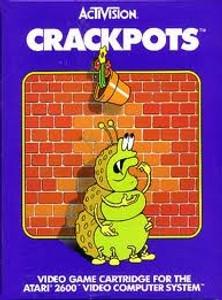 Crackpots - Atari 2600 Game
