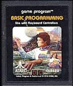BASIC PROGRAMMING - Atari 2600 Game
