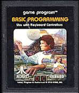 BASIC PROGRAMMING - Atari 2600 Game