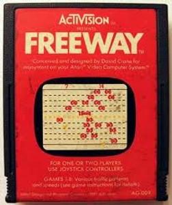 FREEWAY - Atari 2600 Game