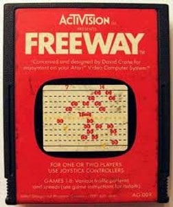 FREEWAY - Atari 2600 Game