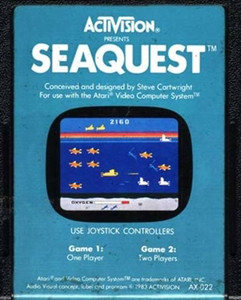 SEAQUEST - Atari 2600 Game
