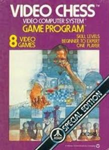 Video Chess - Atari 2600 Game