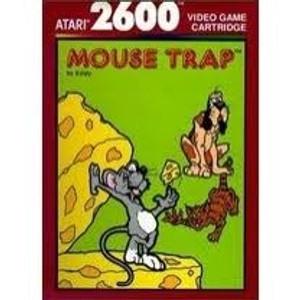 MOUSE TRAP - Atari 2600 Game
