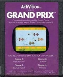 GRAND PRIX - Atari 2600 Game