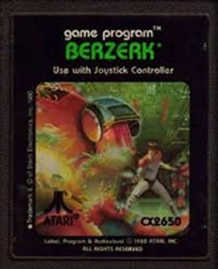 BERZERK - Atari 2600 Game