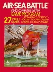 Air Sea Battle - Atari 2600 Game