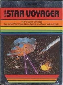 Star Voyager - Atari 2600 Game