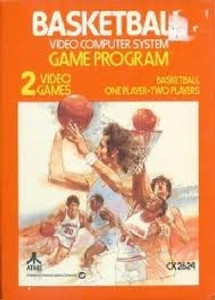 Basketball - Atari 2600 Game