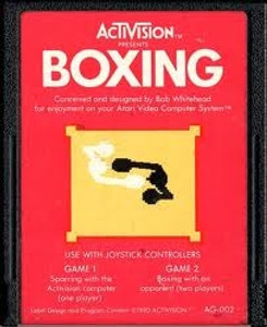 Boxing - Atari 2600 Game