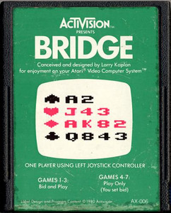 Bridge - Atari 2600 Game