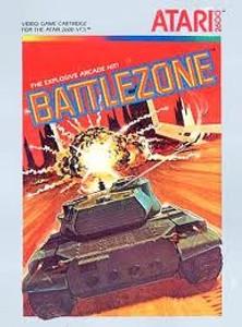 Battlezone - Atari 2600 Game
