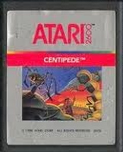 Centipede - Atari 2600 Game