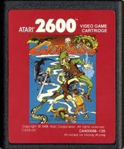 Crossbow - Atari 2600 Game
