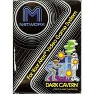 Dark Cavern - Atari 2600 Game