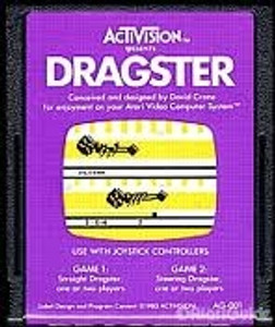 Dragster - Atari 2600 Game