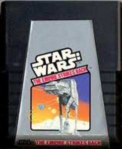 Star Wars The Empire Strikes Back - Atari 2600 Game