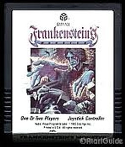 Frankenstein's Monster - Atari 2600 Game