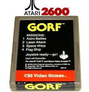 Gorf - Atari 2600 Game