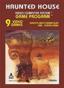 Haunted House - Atari 2600 Game